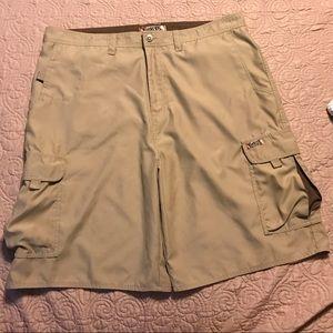 Hawk cargo shorts
